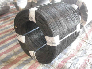 Black Steel Wire 1.6mm for Construction pictures & photos