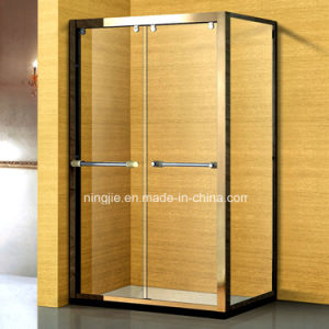 2015 Hotel 304 Stainless Steel Frame Bathroom Shower Cabin (A-8948) pictures & photos