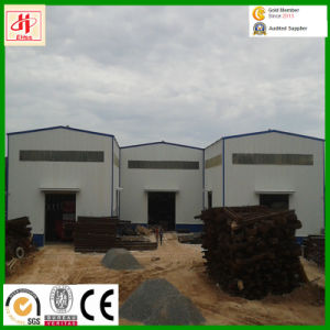 Prefabricated Steel Structure Steel Frame Workshop pictures & photos