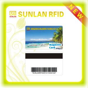 Full Color Matte Custom PVC Magnetic Card pictures & photos
