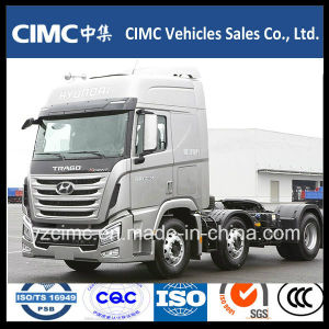 6X4 440HP Hyundai Xcient Tractor Trucks pictures & photos