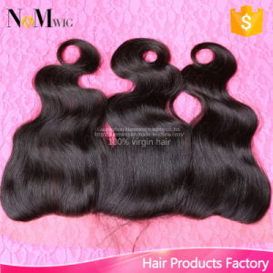 13X4 Inches Cheap Brazilian Free Parting Full Lace Frontal Closure Hair Accessories pictures & photos