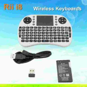 Rii Mini I8 Air Mouse Multi-Media Russian English Keyboard Rii I8+ Backlit 2.4G Mini Wireless Keyboard Computer Keyboard Laptop Keyboard for Andriod, Ios, Wind pictures & photos