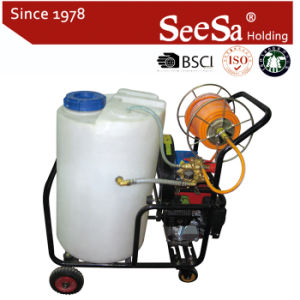 95L Agricultural Pushpull Impetus Power Gasoline Sprayer (3WZ-S100X-2) pictures & photos