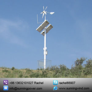High Efficient Horizontal Wind Turbine Generator (MAX 600W) pictures & photos