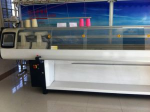 Hot Sale Sweater Knitting Machine with Single System pictures & photos