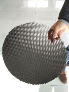 Round Shape Aluminum Honeycomb Core pictures & photos