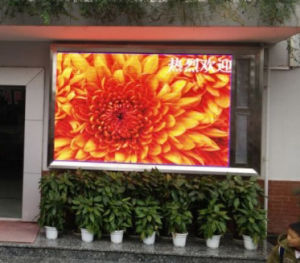 P8 Outdoor Full Color LED Billboard pictures & photos