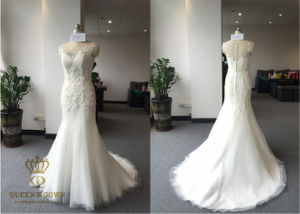 2016the New Noble Bride′s Wedding Dress, Custom Made pictures & photos