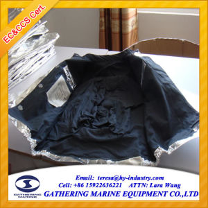 Solas Approved Aluminium Foil Fabric Fireproof Suit pictures & photos