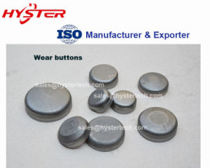 Antiabrasivos Button De Desgaste Wb150, 150X40mm pictures & photos