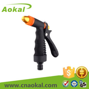 Cleaning Gun Adjustable Metal Car Wash Water Spray Gun pictures & photos