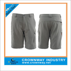 100% Cotton Fishing Clothing Short Fishing Pants for Men pictures & photos
