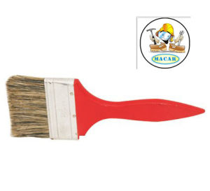 Cheap & Hot Selling Polyester/Nylon Bristle Paint Brush pictures & photos
