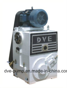 Dual Stage Vacuum Coating Plunger Pump pictures & photos