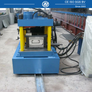 C Shape Cold Roll Forming Machine pictures & photos
