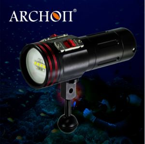 Archon W40vr Diving Video Light Max 2600 Lumens Diving Light pictures & photos
