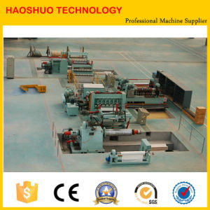 Steel Coil Slitting and Rewinding Machine pictures & photos