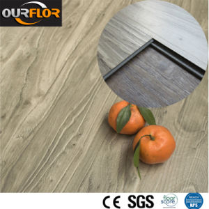 High Waterproof PVC Click Vinyl Floor Tile pictures & photos