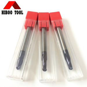 High Hardness Ball Nose Carbide Cutting Tool for Metal pictures & photos
