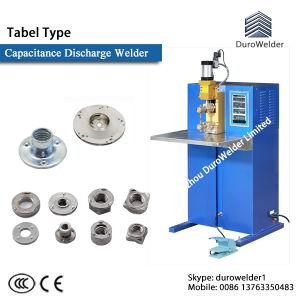 Pneumatic Type Sheet Metal Furniture Parts Capacitor Discharge Welding Machine pictures & photos