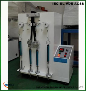 75mm Zipper Reciprocating Life Testing Machine pictures & photos