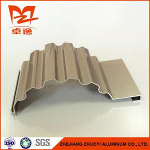 High Quanlity Window Aluminum Profiles, Champagne Electrophoresis Extrude Aluminium Profiles pictures & photos