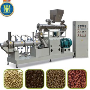 Floating Fish Food Extruder Machine pictures & photos