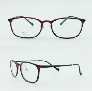 in Stock Plastic Steel Fashion Light Eyeglasses Eyewear Optical Frames pictures & photos