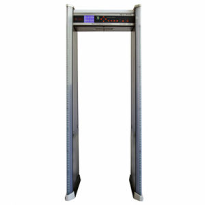 24 Zone Walk Through Metal Detector Vo-2400 pictures & photos