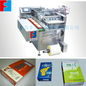 Automatic Box Cellophone Overwrapping Film Outer Packaging Machine Manufacturer pictures & photos