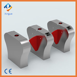 RFID Gate Counter Turnstile Optical Flap Gate Barrier pictures & photos