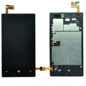 Competitive Price Cell / Mobile Phone LCD for Nokia Lumia 520 pictures & photos