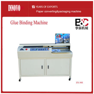 Automatic Office Glue Binder (ZX-50E) pictures & photos