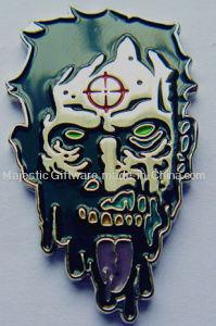 Customized Zinc Die Cast Badge (Hz 1001 B068) pictures & photos