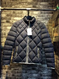 Black Casual Fashion New Arrival Men Jacket for Winter Outdoor pictures & photos