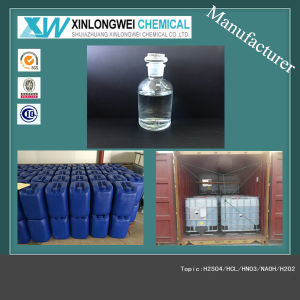 Leather and Textile Chemicals Glacial Acetic Acid CH3cooh pictures & photos