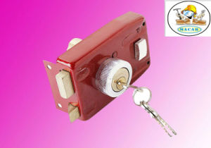 High Quality Rim Lock Key Lock (NO. CL101)