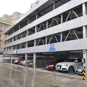 Automatic Parking Outdoor Automatic Car Parking System Project (3-4 layer) pictures & photos