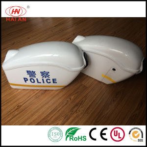 Plastic Tail Box Accessories for Motorcycle Rear Part Police Motorcycle Top Case Tail Box Rear Box Side Box pictures & photos