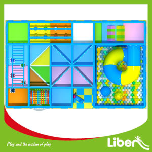Liben Commercial Children Indoor Playground Equipment for Mall pictures & photos