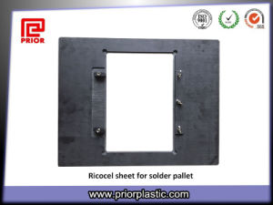 Antistatic Ricocel Sheet for Reflow Soldering Pallet pictures & photos