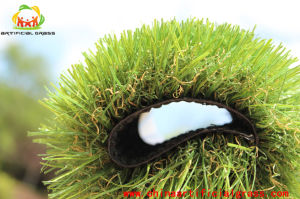 Garden Landscaping PPE Green Artificial Turf with 5-10 Years Warrantly pictures & photos