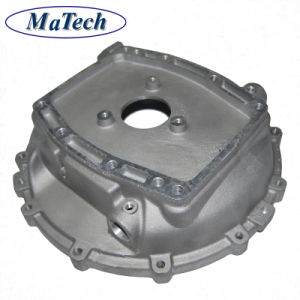 HS Code Machinery Parts Grey Iron Casting Clutch Cover pictures & photos