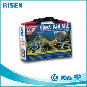 Resuscitation 100PCS Convenient Rollup First Aid Kit pictures & photos