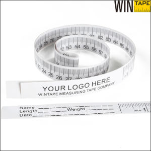Hot Selling Disposable Printable Medical Paper Measuring Tape Ruler (PT-012) pictures & photos