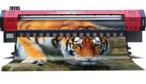 New 3.2m Eco Solvent Advertising Inkjet Printer Mt-3207de pictures & photos