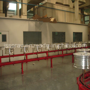 Electrostatic Powder Coating and Spray Line/Machine