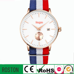 Made in China 3 ATM Water Resistant Nylon Unisex Watch pictures & photos