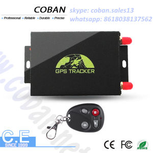 RFID GPS Tracker Vehicle Tk105 GPS Vehicle Tracker Device with Camera Speed Limiter pictures & photos